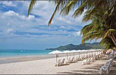 Районы и пляжи Самуи