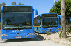 Общественный транспорт Кипра